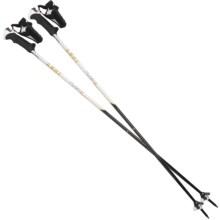 LEKI Flair S Fixed Length Ski Poles (For Women) in See Photo - Closeouts