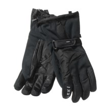 LEKI HS Active S Gore-Tex® Ski Gloves - Waterproof, Insulated (For Men and Women) in Black - Closeouts
