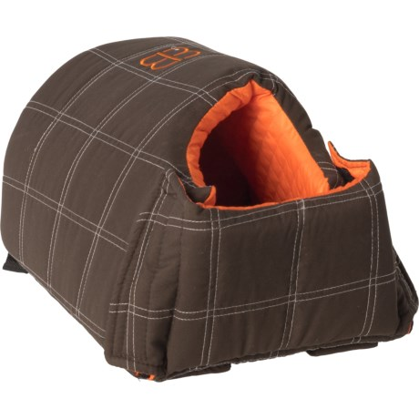 Lenis Front and Back Convertible Pet Carrier with Opening - MULTI ( )