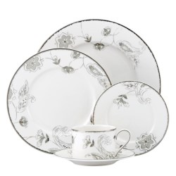 Lenox Paisley Terrace Place Setting - Porcelain, 5-Piece in See Photo