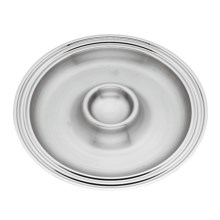 Lenox Tuscany Classics Chips and Dip Platter - Metal in See Photo - Closeouts