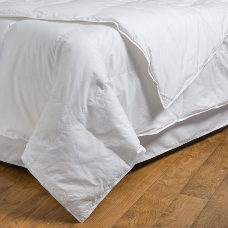 Leo and Lane by Down Inc. PrimaSera Down Alternative Comforter Queen, Lightweight