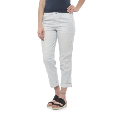 Level 99 Daphine Pants (For Women) in Atsea