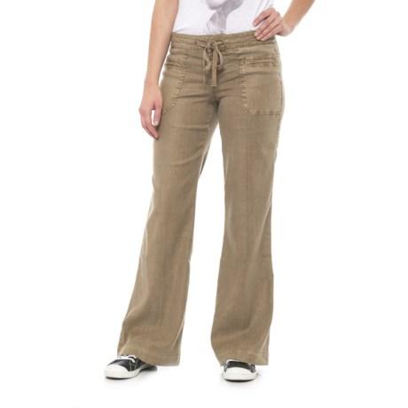 Level 99 Leandra Lounge Pants (For Women) in Husk