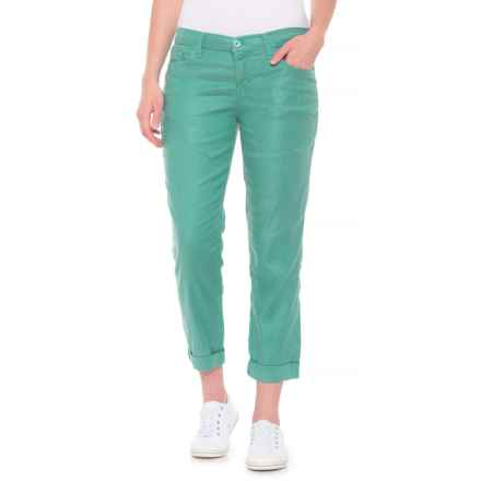 Level 99 Sienna Tomboy Fit Jeans (For Women) in Tides - Closeouts