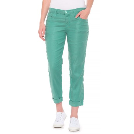 Level 99 Sienna Tomboy Fit Jeans (For Women) in Tides
