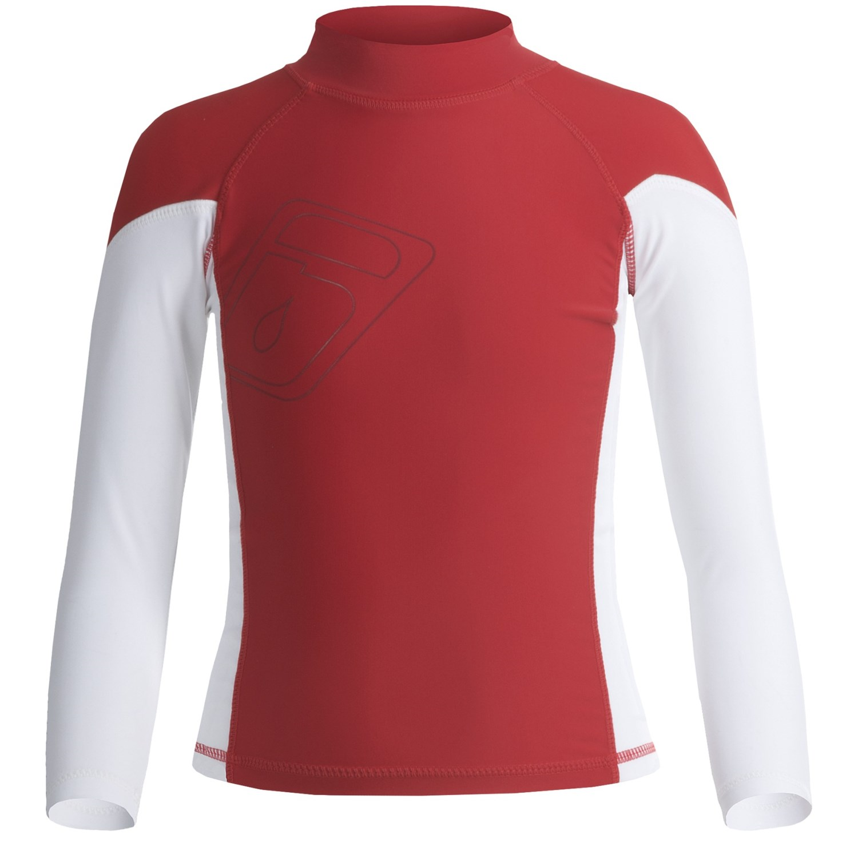 Level Six Slater Rash Guard Shirt Upf 50 Long Sleeve
