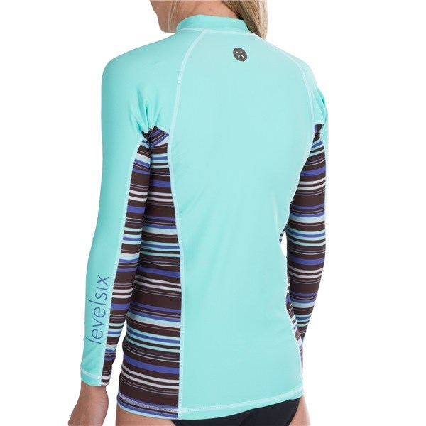 Level Six Venus Rash Guard Shirt For Women 5605v Save 68