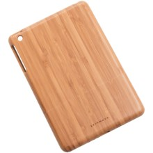 Levenger Nantucket iPad® Mini Case - Bamboo in Bamboo - Closeouts