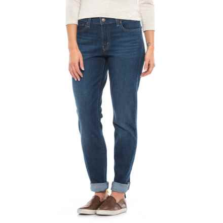 Levi's 414 Jeans - Relaxed Fit, Straight Leg (For Women) in Indigo Moonstone - Closeouts