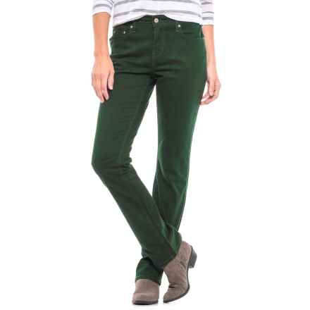 Levi's 505 Legacy Jeans (For Women) in Rich Scarab - Closeouts