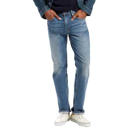 Levi's 505 Regular Fit Stretch Jeans (For Men) in Big Root - Closeouts