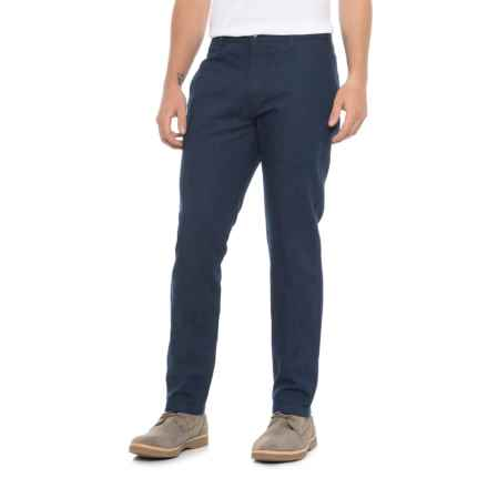 511 Slim Chino Pants (For Men) in Indigo - Closeouts