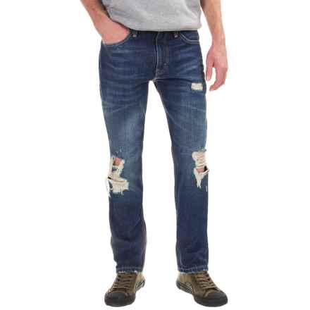 Levi's 511 Slim Fit Jeans (For Men) in Wheater - Closeouts