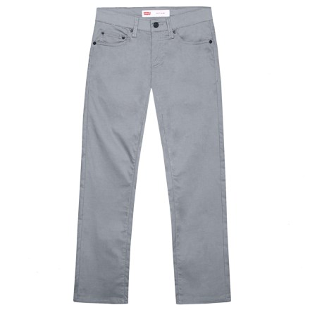eb3d05d194 511 Smoked Pearl Adventure Pants (For Big Boys) in Smoked Pearl -  Closeouts. Show Brand Levi s
