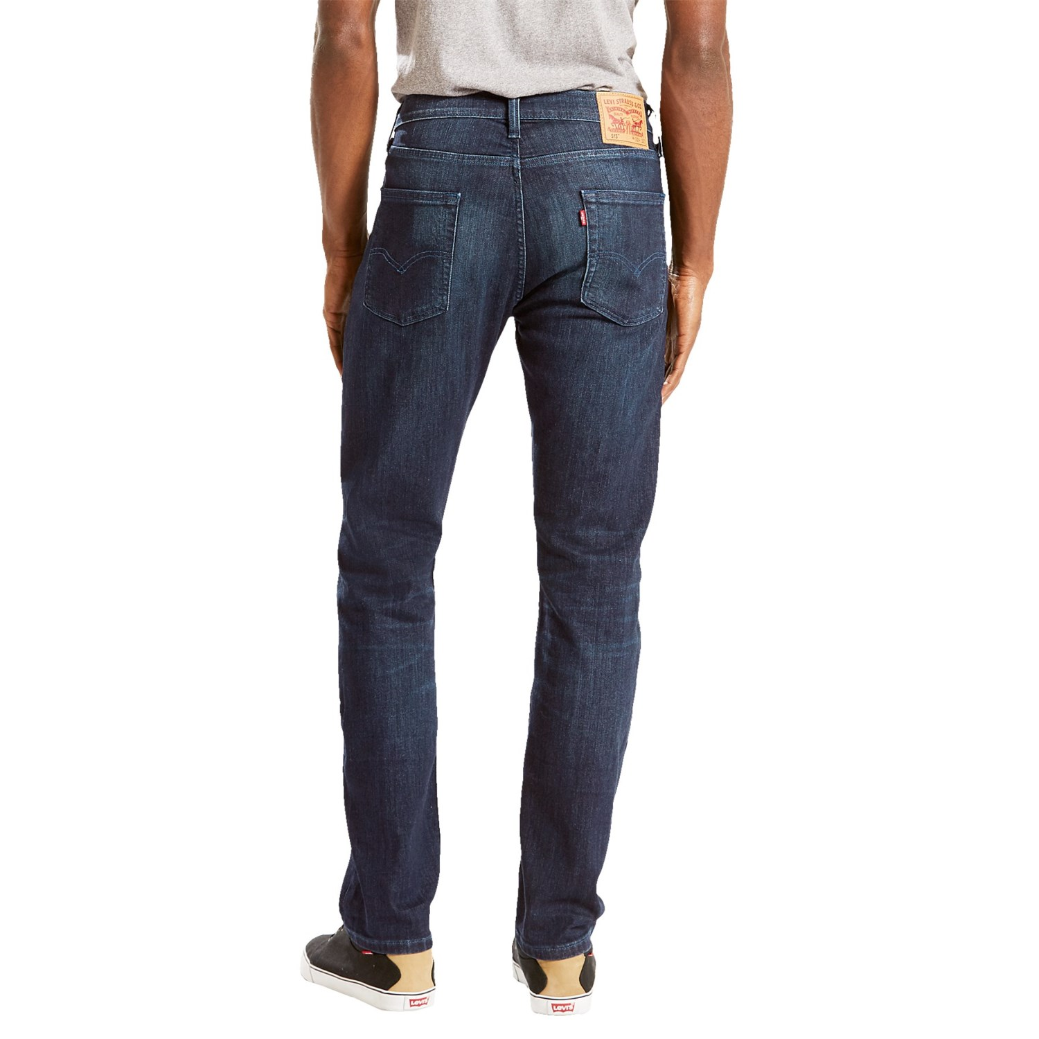 levi�s 513 slim straight stretch jeans for men save 66