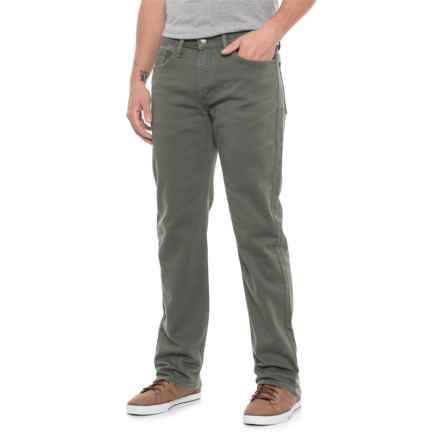 514 Straight-Leg Jeans (For Men) in Green - Closeouts