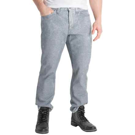 Levi's 541 Athletic Fit Line 8 Jeans - Relaxed Fit (For Men) in Indigo Inside Out - Closeouts