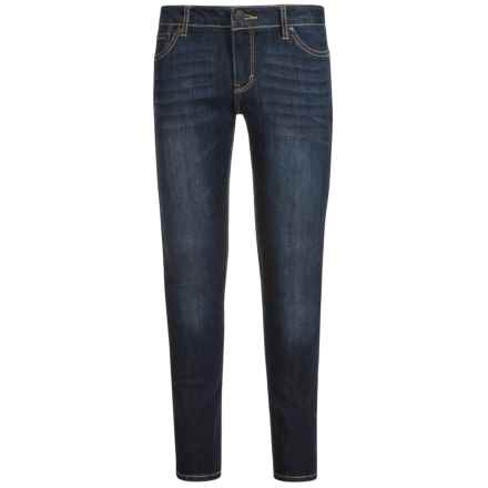 710 Super Skinny Performance Jeans (For Big Girls) in Iron Sky - Closeouts