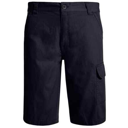 Levi's Cargo Shorts - Relaxed Fit (For Big Boys) in Black - Closeouts