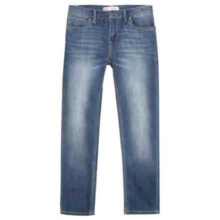 Evans Blue 511 Jeans - Slim Fit (For Big Boys) in Evans Blues - Closeouts
