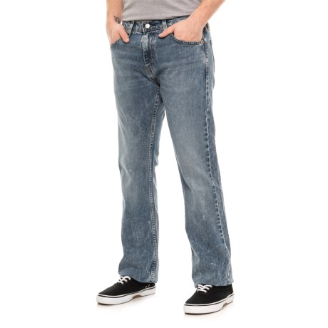 bb5f09fb02 Levi s Figure Four 527 Slim Bootcut Jeans (For Men) in Figure Four