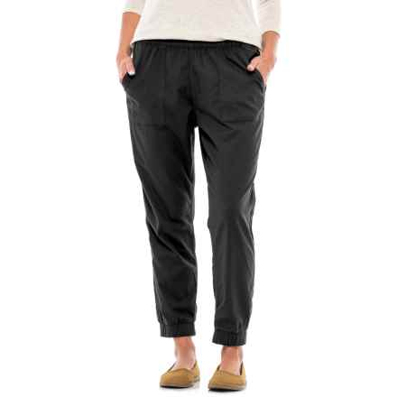Levi's Jet Set Tapered Pants (For Women) in Caviar Midnight - Closeouts