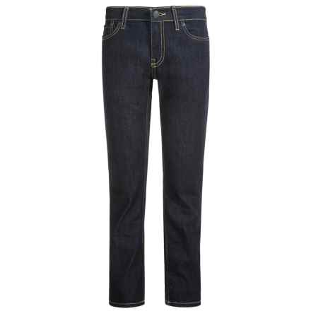 Levi's Levi's 511 Slim Fit Performance-Stretch Jeans (For Big Boys) in Ice Cap - Closeouts