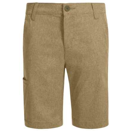 Levi's Levi's Quick-Dry 511 Shorts - Slim Fit (For Big Boys) in Incense - Closeouts