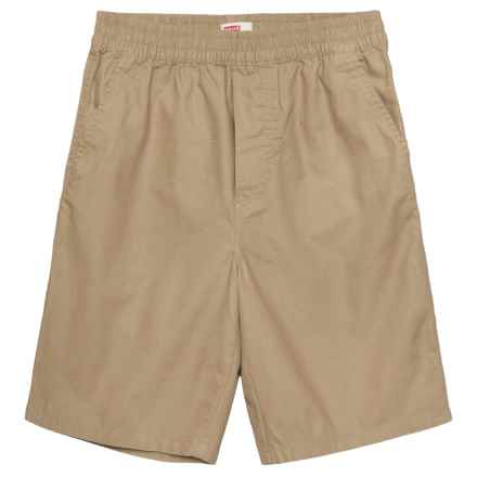 Levi's Pull-On Ripstop Shorts (For Big Boys) in Incense - Closeouts