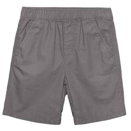 Levi's Pull-On Ripstop Shorts (For Little Boys) in Smoked Pearl - Closeouts