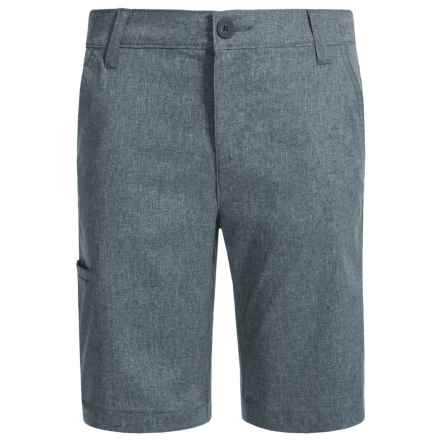 Levi's Quick-Dry 511 Shorts (For Little Boys) in Dress Blues - Closeouts
