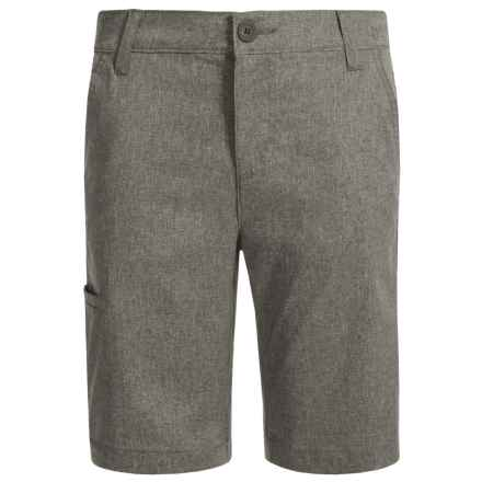 Levi's Quick-Dry 511 Shorts - Slim Fit (For Big Boys) in Smoked Pearl - Closeouts