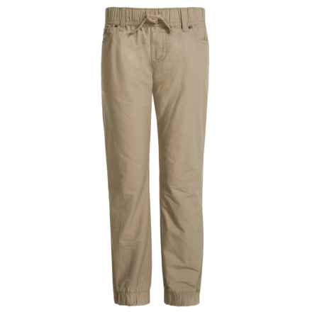 Levi's Ripstop Pants (For Little Boys) in True Chino - Closeouts