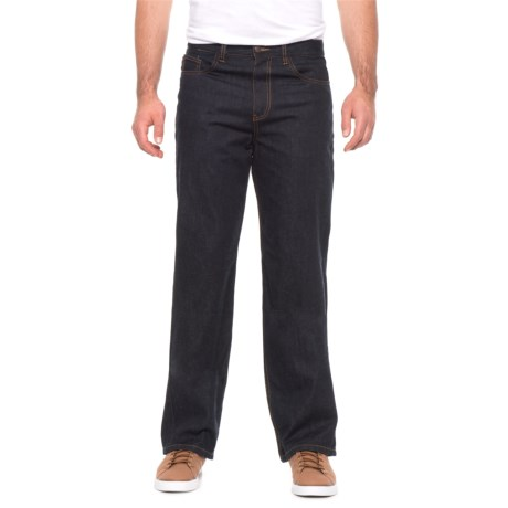 Levi's Signature Slim Straight-Leg Jeans (For Men) in Dark Stone