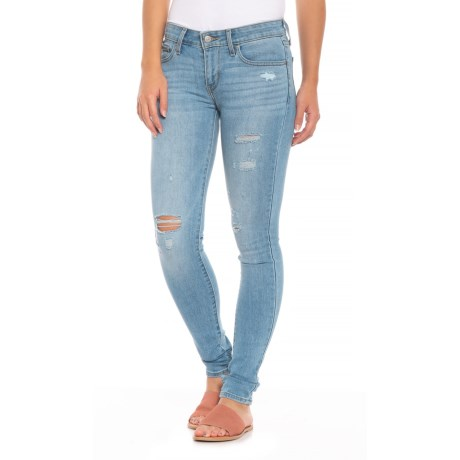 a94c6747428 Levi s Stereo Sound 711 Skinny Jeans (For Women) in Stereo Sound