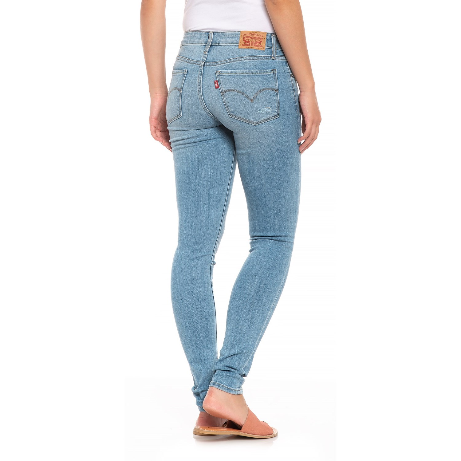 05ad1947072 Levi s Stereo Sound 711 Skinny Jeans (For Women) - Save 54%