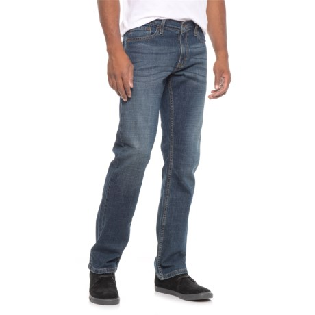 Levi's Straight-Leg Jeans (For Men) in Chief
