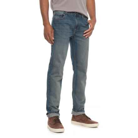 Straight-Leg Jeans (For Men) in Dark Stone Wash - 2nds