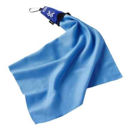 Lewis N Clark Campack® Towel in Blue - Closeouts