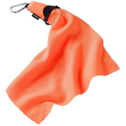 Lewis N Clark Campack® Towel in Orange - Closeouts