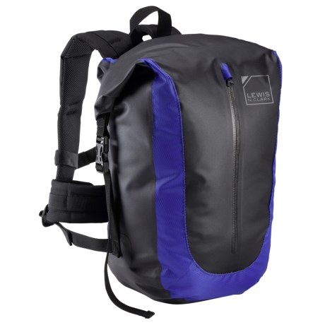 Lewis N Clark Day Backpack - 25L in Blue