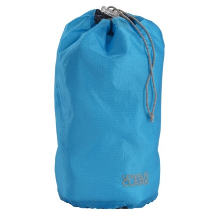 "Lewis N Clark Electrolight Ditty Bag - 13x6"" in Bright Blue - Closeouts e0d1f85c46e6f"