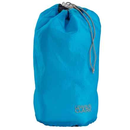Lewis N Clark Electrolight Ditty Stuff Bag - Large in Blue - Closeouts