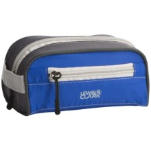 Lewis N Clark Featherlight Toiletry Bag in Royal Blue - Closeouts