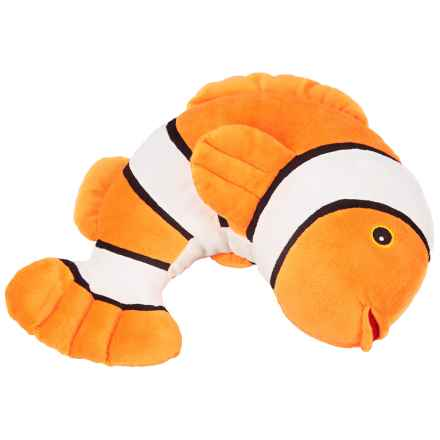 Lewis N Clark Lil' Lewis Travel Neck Pillow in Clown Fish - Closeouts