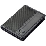 Lewis N. Clark RFID-Blocking Card/ID Wallet - Ballistic Nylon