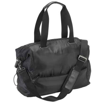 Lewis N Clark WEA RFID-Blocking Tote Bag in Black - Closeouts
