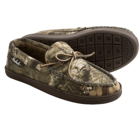 Lewisburg Moccasins (For Men) - MOSSY OAK (9 )