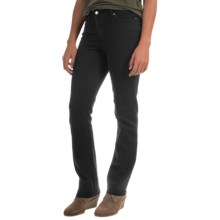 Lexington Jeans - Straight Leg (For Women) in Black - 2nds